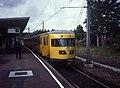 Miljoenenlijntrein in Valkenburg in 1986.jpg