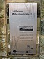 Millennium Green plaque - geograph.org.uk - 1024710.jpg