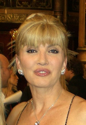 Milly Carlucci - Milly Carlucci in 2007