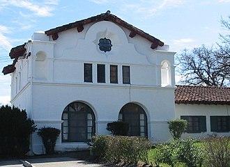 Jolon, California - Image: Milpitas Hacienda 1 (cropped)