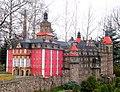 Miniatura zamku Książ w parku miniatur w Kowarach DSCF3679.jpg