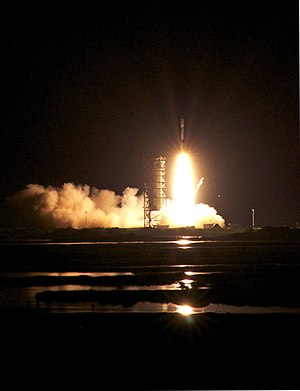 Minotaur I - Minotaur I Rocket Launch at NASA Wallops, June 30, 2011. See table (above) for details.