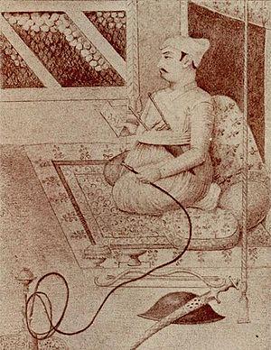 Mir Qasim - Image: Mir Qasim