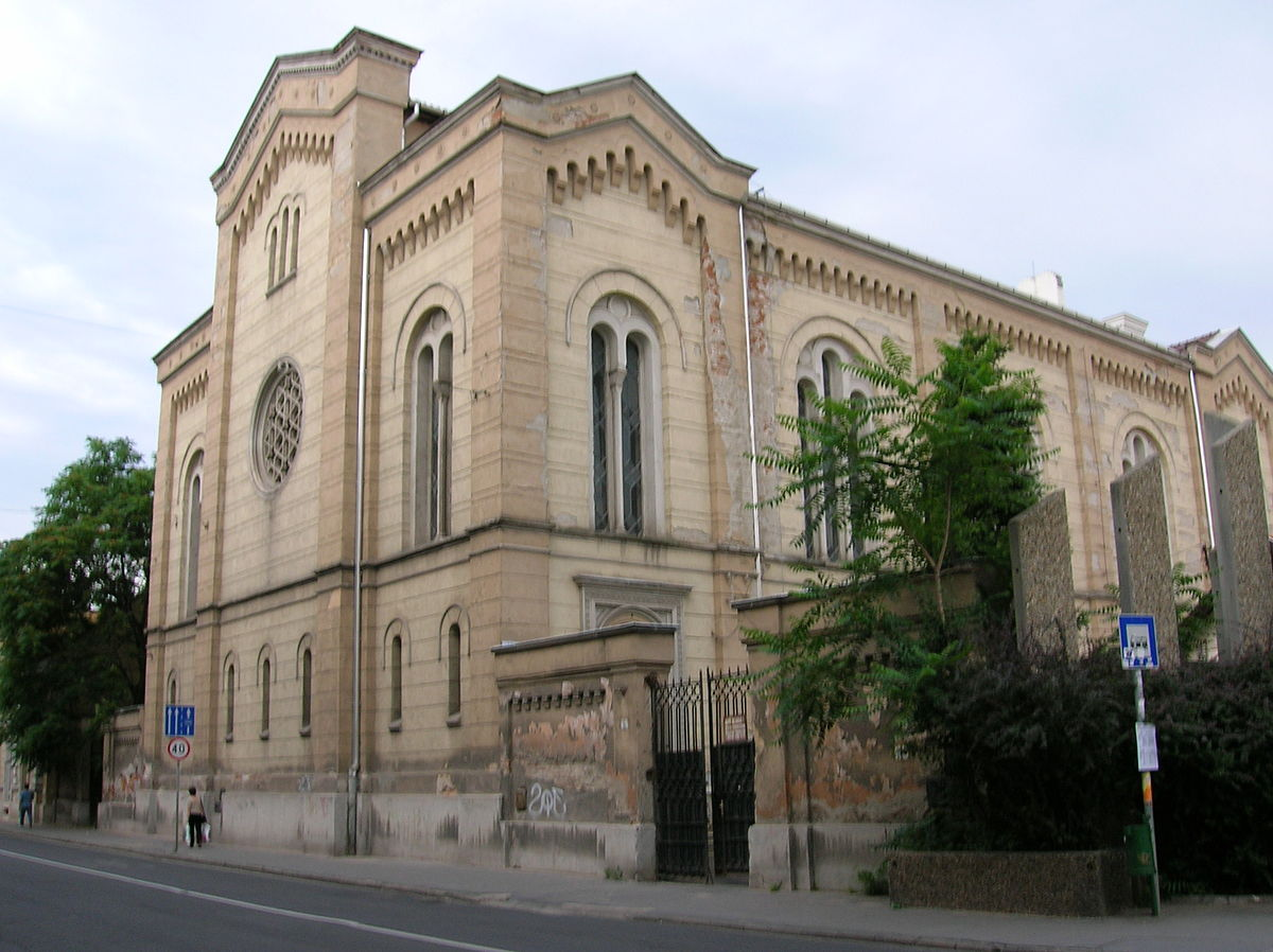 Synagogue Of Miskolc Wikipedia