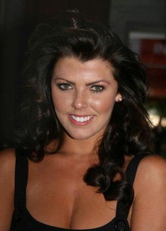 Miss United Kingdom - Nieve Jennings, Miss UK 2007