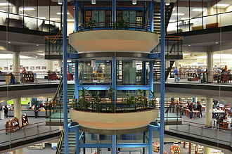 Mississauga Library System - Mississauga Central Library