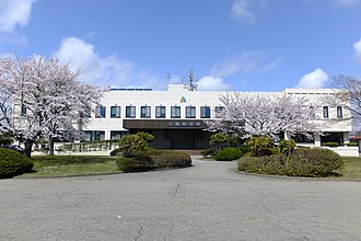 Mitane, Akita - Mitane Town Hall