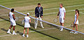Mixed doubles Wimbledon 2010.jpg