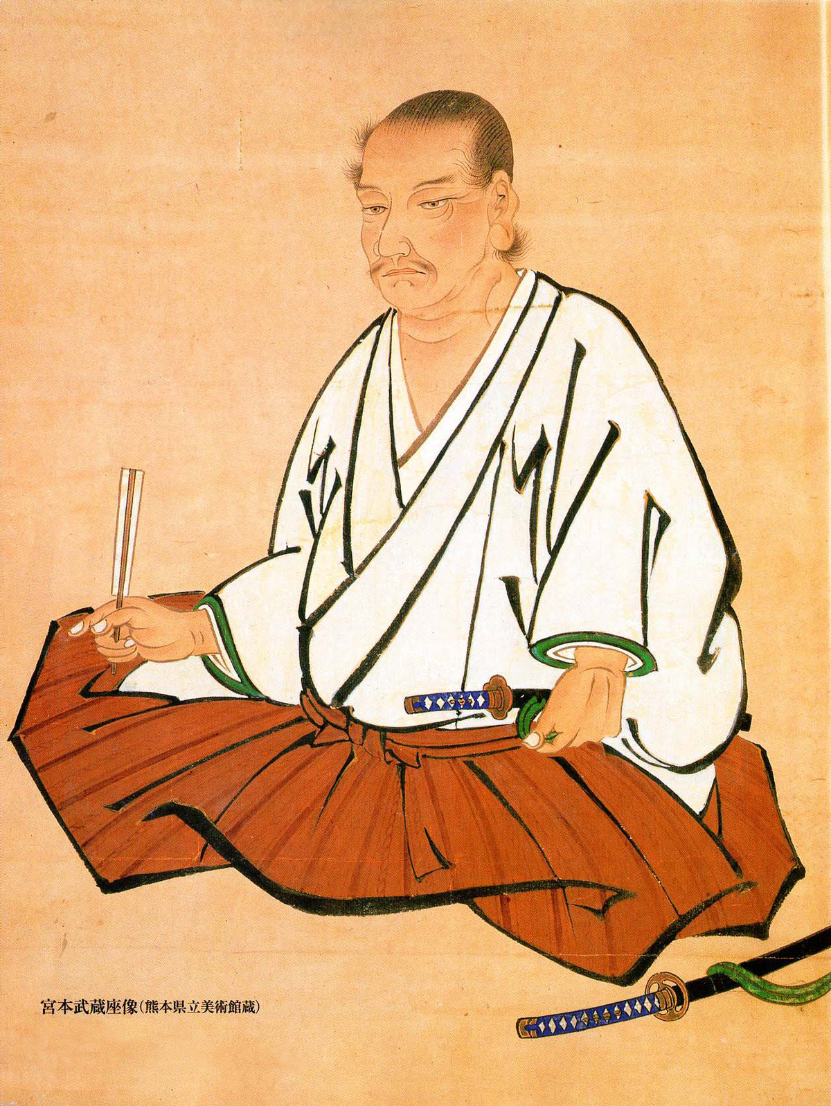 Miyamoto Musashi - Wikipedia, la enciclopedia libre