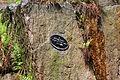 Mníšecký tunel, Oldřichovský portál, náhrobek (02).jpg
