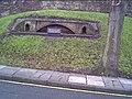 Model of the Grosvenor Bridge on Castle Drive - geograph.org.uk - 103243.jpg