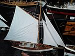 Model sailing ship, Albert Dock, Liverpool - 2013-06-07 (15).jpg
