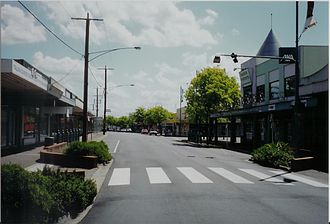 Moe, Victoria - George Street, Moe