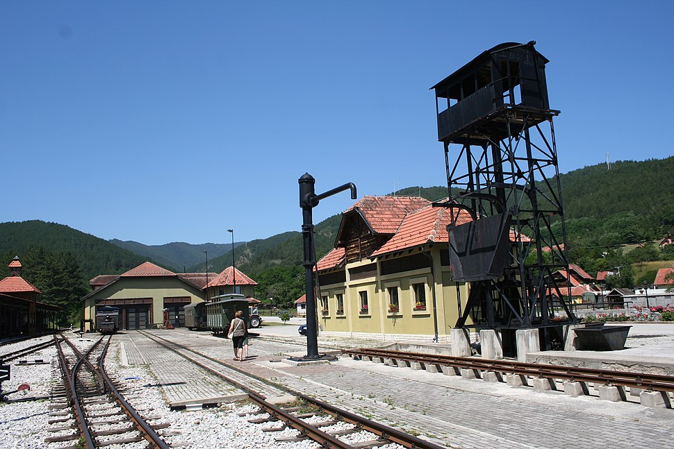 Mokra Gora, Šarganska osmica 062