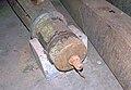 Molen De Korenbloem, Kortgene, bovenas taats.jpg