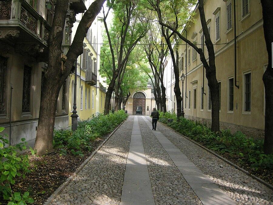 San Paolo, Parma