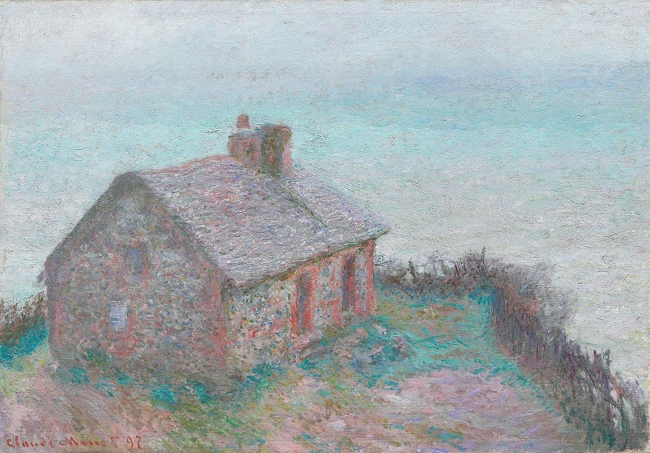 Claude Monet - Crotos