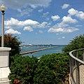 Monroe Harbor from Museum Campus (14387576368).jpg