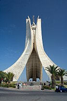 Monument of the Martyrs 01 Algiers.jpg