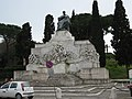 Monumento a Giuseppe Mazzini, Rione XII Ripa, Roma, Lazio, Italy - panoramio.jpg