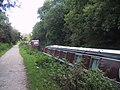 Moorings on the Kennet and Avon Canal - geograph.org.uk - 986841.jpg