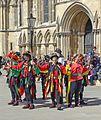 Morris dancers, York (26699916795).jpg