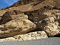 Mosaic Canyon Normal fault.jpg