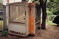 Moscow, dilapidated 1980s kiosk (21237255562).jpg