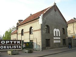 Synagogue in Mosina