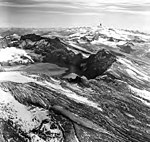 Mount Katmai, water filled crater, August 26, 1969 (GLACIERS 7037).jpg