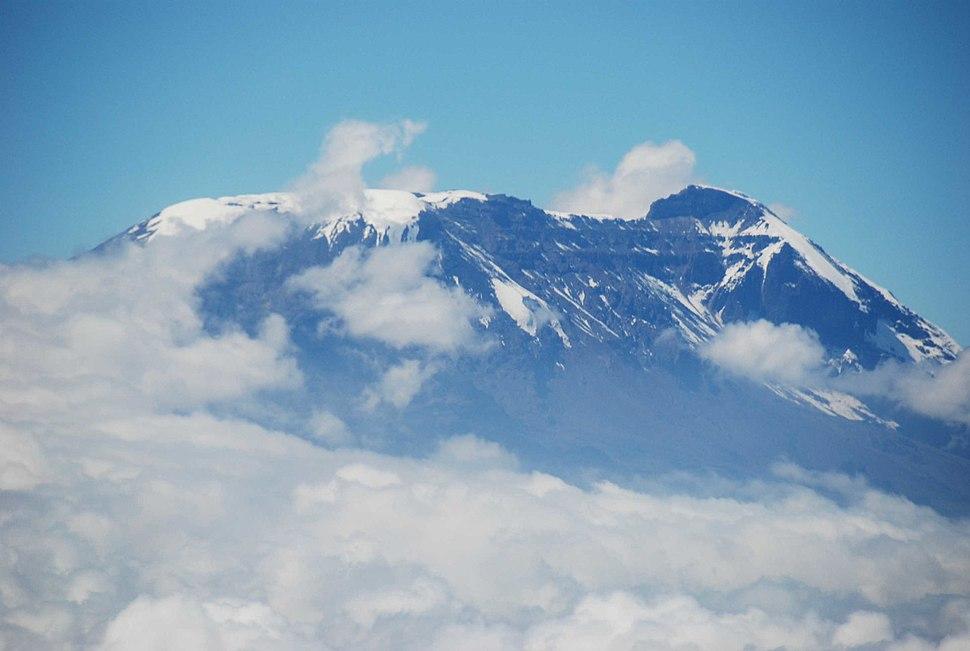 Mount Kilimanjaro 2007