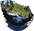 Mount Rainier - Narada Falls pano 01.jpg