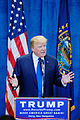 Mr Donald Trump New Hampshire Town Hall on August 19th, 2015 at Pinkerton Academy in Derry, NH by Michael Vadon 11.jpg