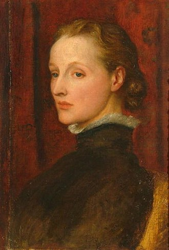 Mary Fraser Tytler - Mary Fraser Tytler painted by G.F. Watts