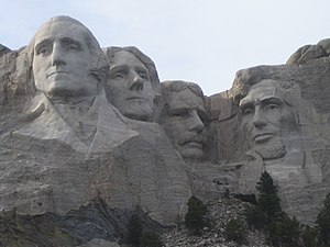 English: Mt. Rushmore