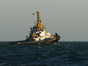 English: The Multratug 17 a tug from Multrashi...