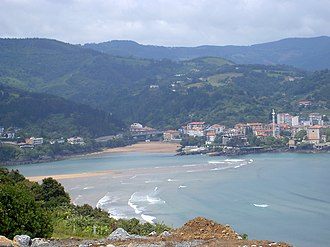 Basque Country (autonomous community) - Basque coast near Mundaka