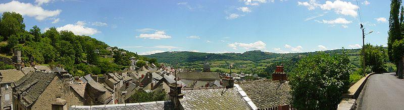 Villes et villages de charme du Cantal 800px-Murat_Cantal