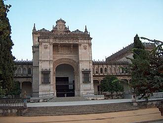 Archeological Museum of Seville - Image: Museo Arqueológico de Sevilla
