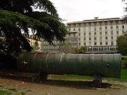 Museo Nazionale dell'Artiglieria di Torino Cannone Turco