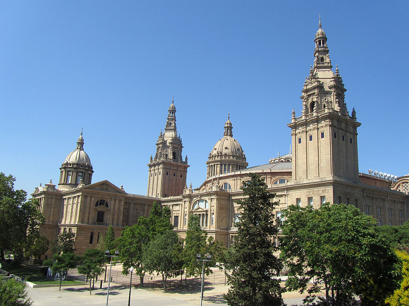 Museo Nacional de Arte de Cataluña (Barcelona – España)