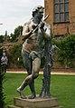 Musician at Hardwick Hall - geograph.org.uk - 1444334.jpg