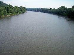 Muskingum River Marietta