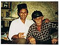 N97А+ ВИКТОР НЕКРАСОВ и ВИКТОР КОНДЫРЕВ, ВАНВ, 17.6.1985.jpg
