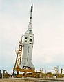 NASAApollo- Little Joe II- On Pad, Complex 36 (December 7, 1964).jpg