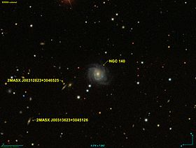 Image illustrative de l'article NGC 140