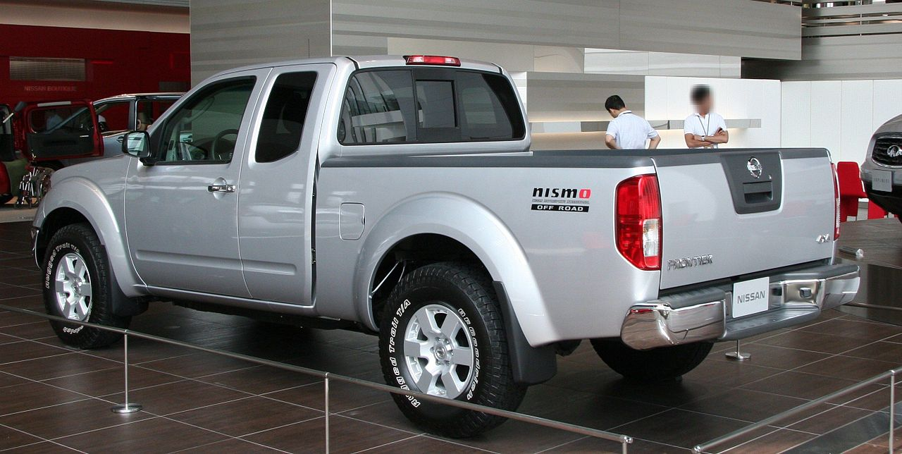 file nissan frontier nismo king cab wikimedia commons. Black Bedroom Furniture Sets. Home Design Ideas