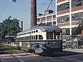 NJPSCT 29 (PCC) at Orange Street station, September 3, 1965 (22102722964).jpg
