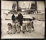 NPRA2960. Helmer Hanssen, Gennadij Olonkin og Emanuel Tønnesen drar avsted til Kolymsk (28849594243).jpg