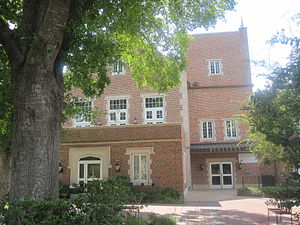 Northwestern State University - The NSU Business Building